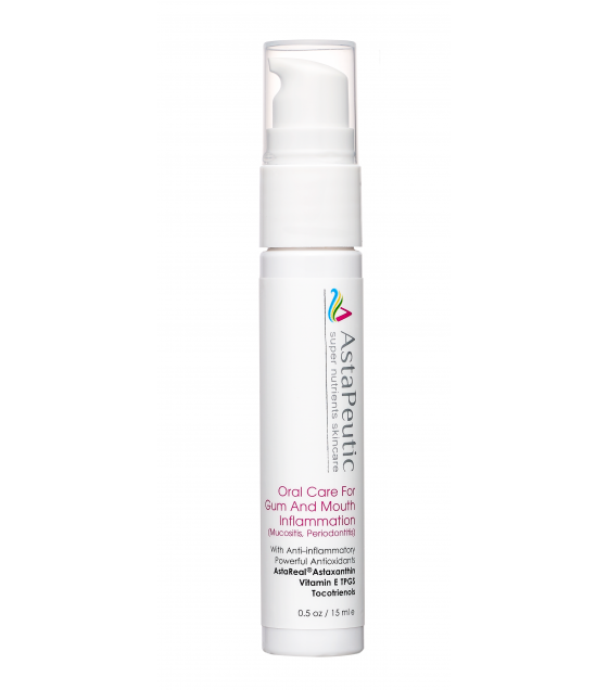 Oral Care For Gum And Mouth Inflammation (Mucositis, Periodontitis) 30ml