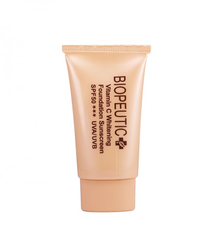 Vitamin C Whitening Foundation Sunscreen SPF50 UVA/UVB 20g