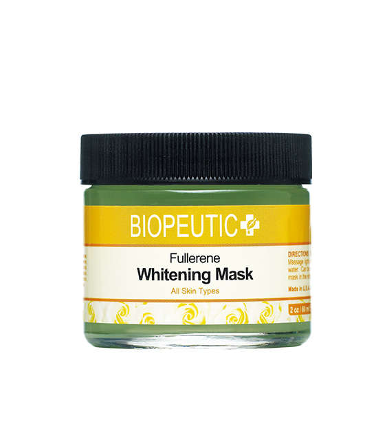 Fullerene Whitening Mask  2oz